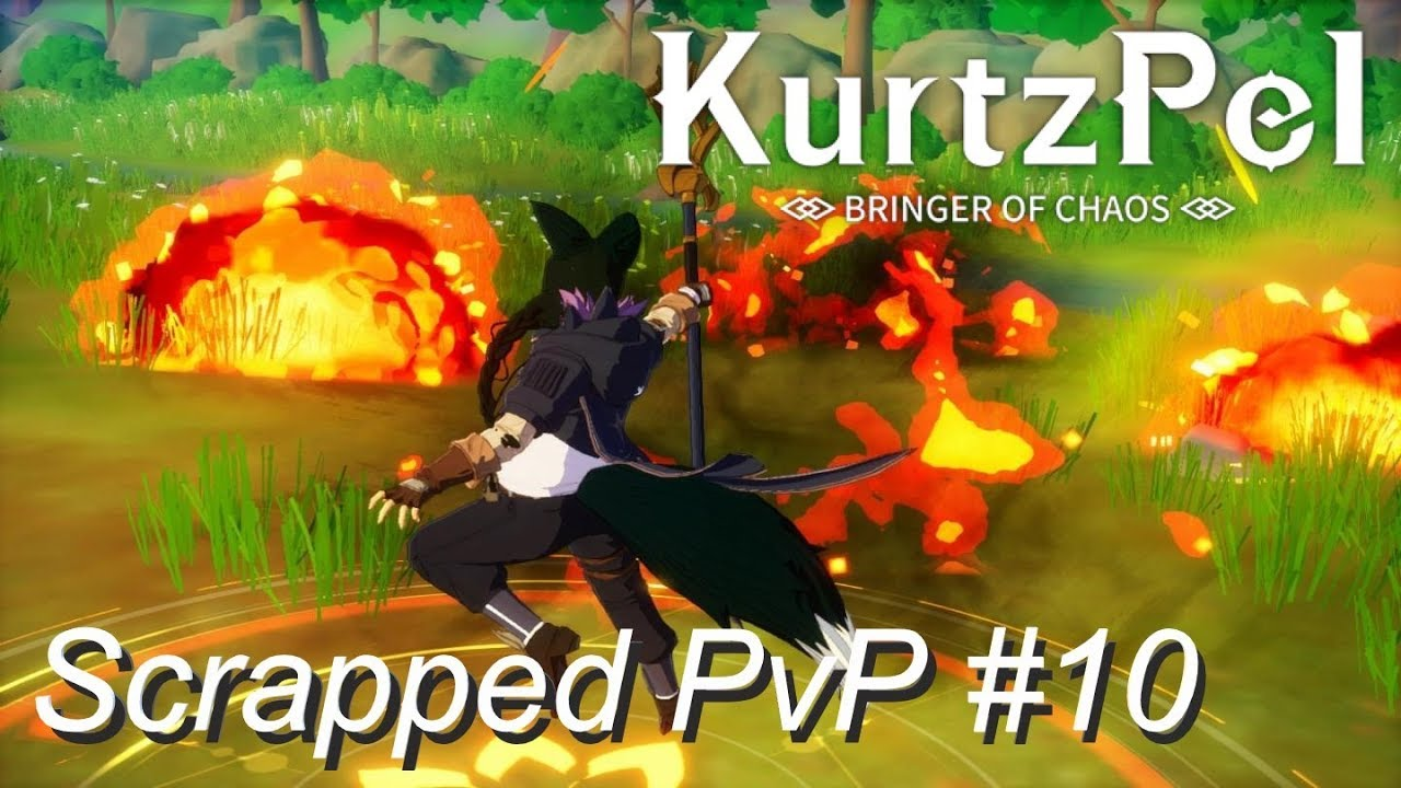 Download [KurtzPel] ~ PvP Scrapper: #10 (Lightning Fists