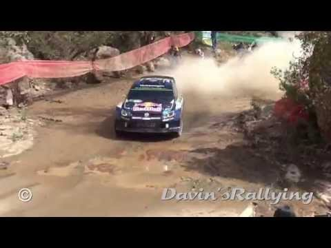 WRC Rally Mexico 2015 - Highlights (Pure Sound)