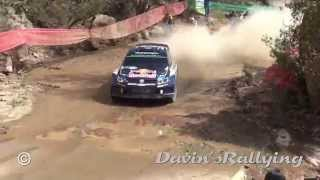 Vid�o WRC Rally Mexico 2015 - Highlights (Pure Sound) par Davin'sRallying (1956 vues)