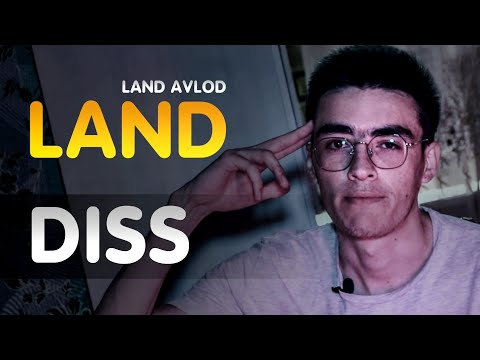 LANDMASTER - DISS ( Live Video ) - LAND AVLOD