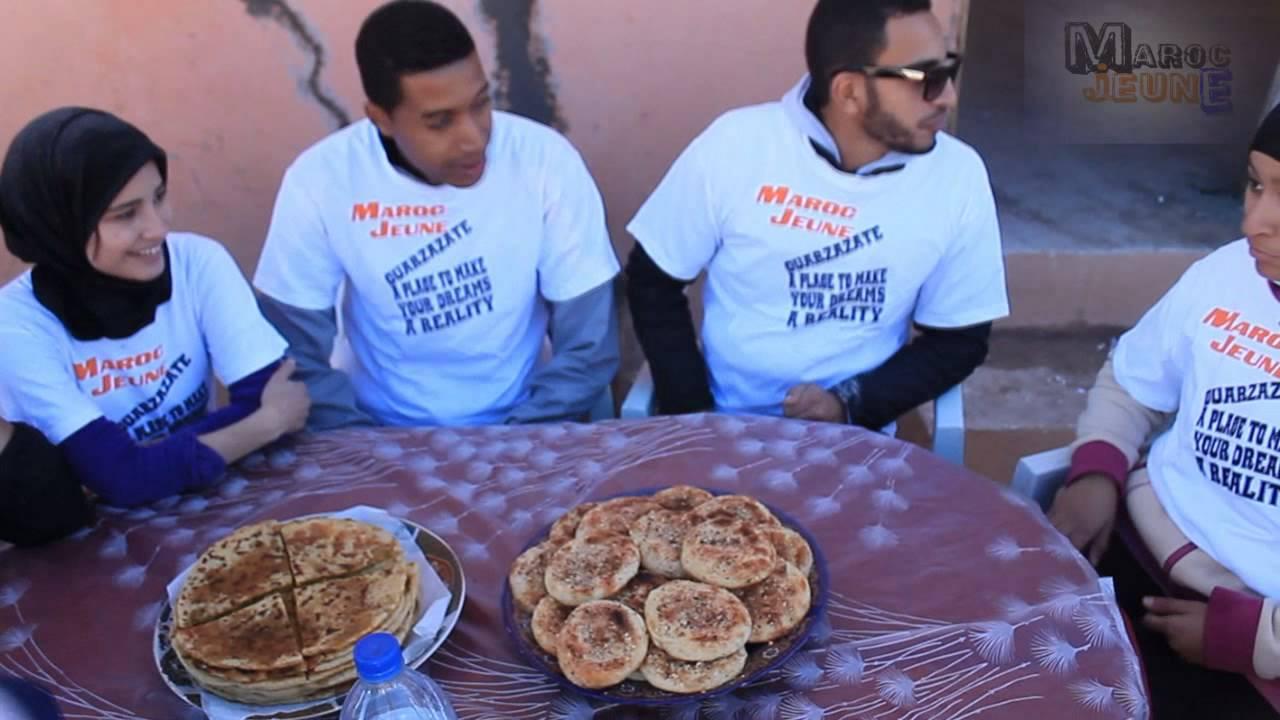 مبادرة ترميم وإعادة تأهيل مدرسة تابوراحت بإقليم ورزازات