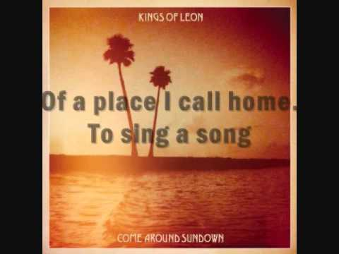 Kings Of Leon - Mi Amigo Lyrics