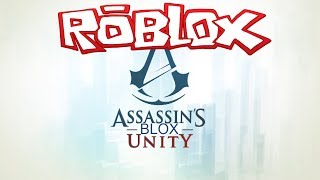 Assassin's Blox Unity (ROBLOX Stop Motion)