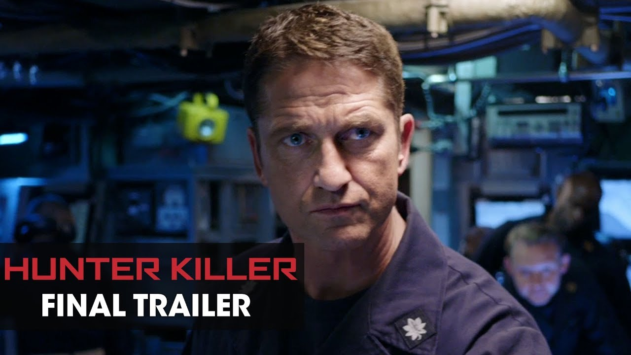 hunter killer movie online watch