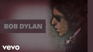 YouTube動画:Bob Dylan - You're A Big Girl Now (Audio)