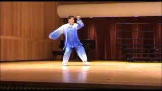 Ding Mingye (丁明业) - Chen Style (Hong Form) Taijiquan ErLu Routine @ 2013 Asian Showcase