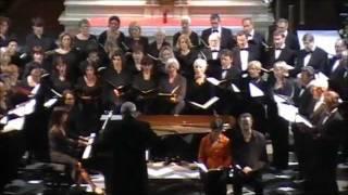 N°1 Requiem allemand de Brahms  Choeur .2.M. (Ensemble Musical Méditerranéen)