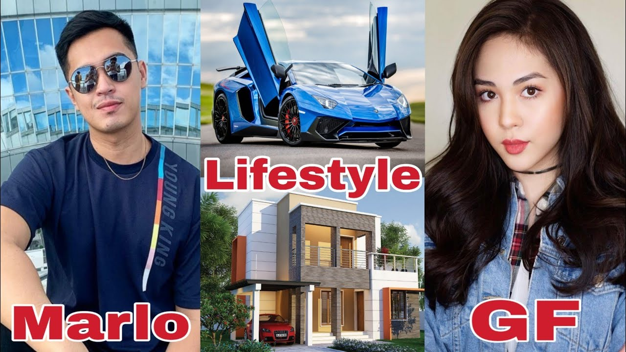 Marlo Mortel Lifestyle Age Biography Girlfriend Janella Salvador Networth Family Height Youtube