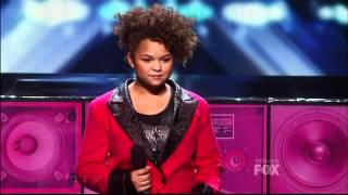 The X Factor 2011   Top 12   Rachel Crow