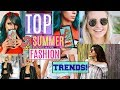 TOP SUMMER FASHION TRENDS 2017 + WHERE TO FIND IN INDIA?