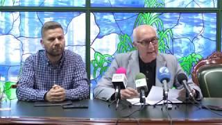 Posición del Ayuntamiento con respecto al Complejo Deportivo Santa Úrsula