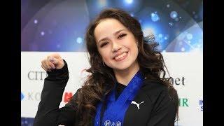 Победителей не судят Алина Загитова Спортсменка чемпионка и просто красавица