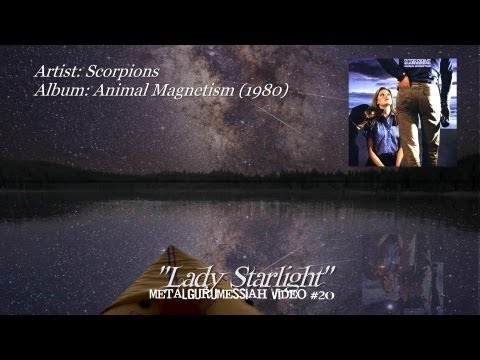 Lady Starlight - Scorpions (1980) Remastered Audio HD Video