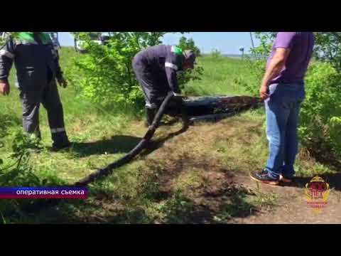 В Башкортостане полицейские задержали подозреваемых в хищении нефти