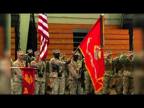 Marine Wing Support Group 17 Deactivates