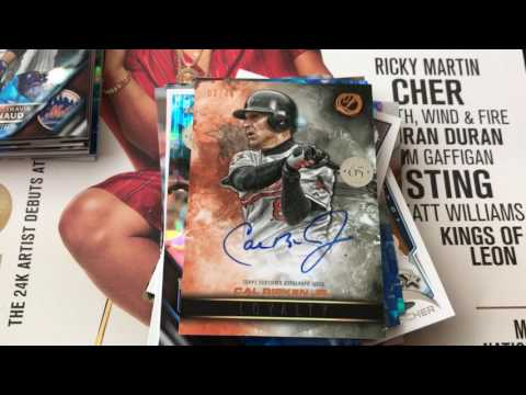 2017 Topps 65th Anniversary Party (11) Silver Pack Results