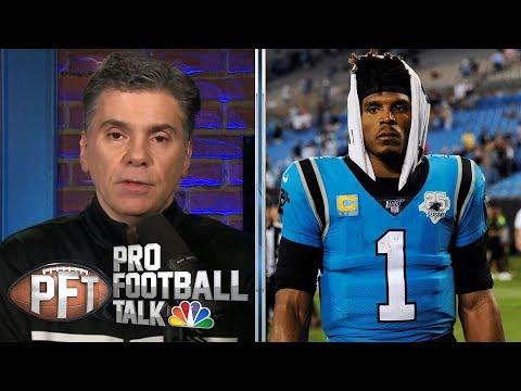Where Will Cam Newton End Up? | Pro Football Talk | NBC Sports