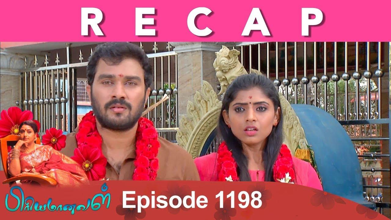 RECAP : Priyamanaval Episode 1198, 19/12/18