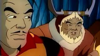 Highlander  The Animated Series Season 2 Episode 26 Ice Dwellers   Watch cartoons online, Watch anim