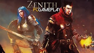 Zenith Gameplay (PC HD)