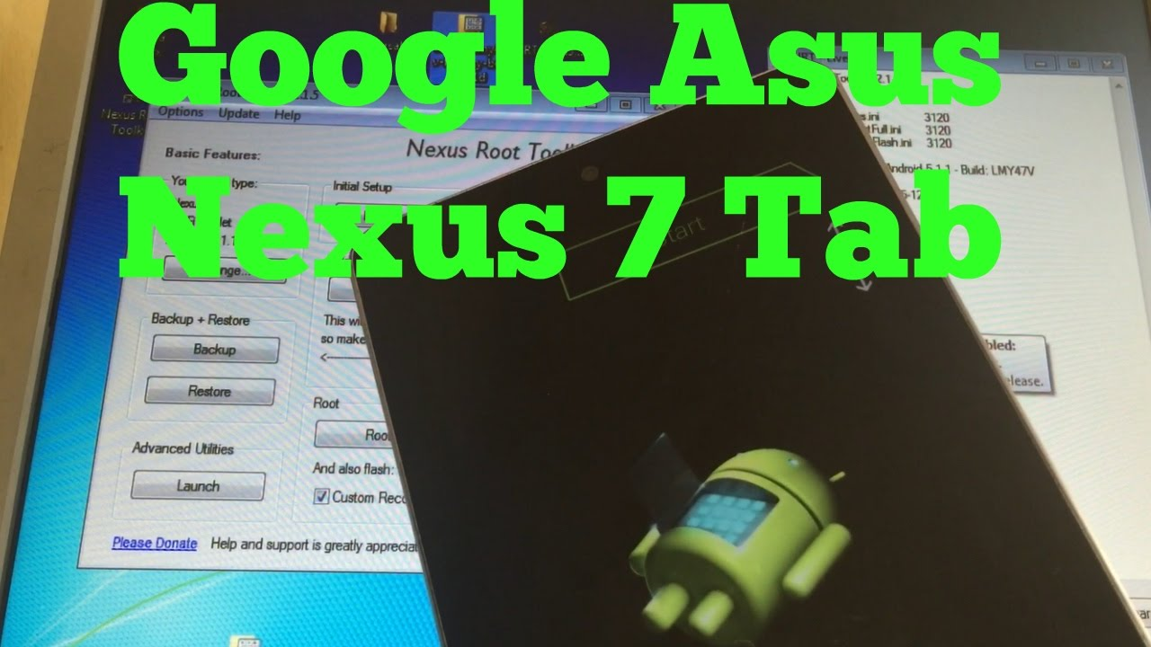 Update google nexus 7 wifi / 3g to official android 4. 2. 1 jop40d.