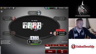 Schwiizer Poker Stream - NL500 Zoom Pokerstars #4 (Part 5)