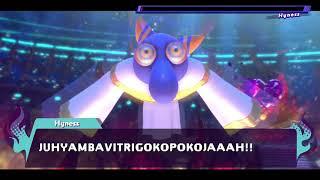 Kirby Star Allies Boss 15 - Hyness
