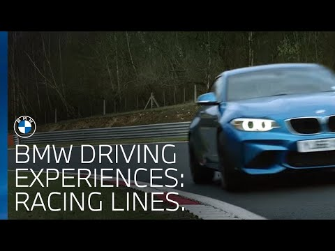 BMW Driving Experiences - Racing Lines with Colin Turkington.
