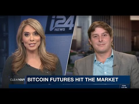 Bitcoin IRA: Bitcoin IRA COO, Chris Kline, Talks Bitcoin Futures On I24