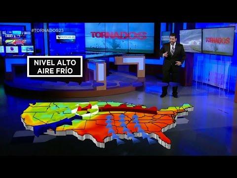 Tornados - programa especial