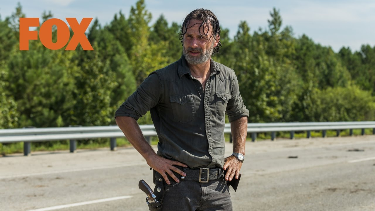 The Walking Dead 7 - Fragment odcinka 9!   FOX Polska - YouTube