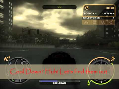 Need For Speed (NFS) Most Wanted Trainer & Cheats