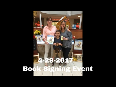 My Name is Monkey Book Signing Event