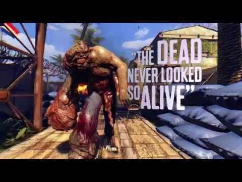 Dead Island Definitive - Launch Trailer UK - english