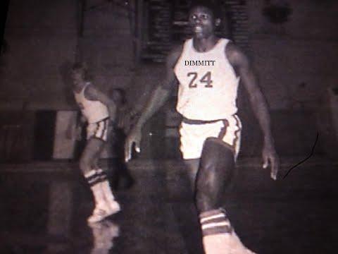 Randy Washington Basketball Highlites 1981 Dimmitt High School