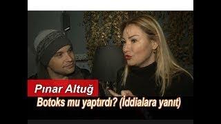 Yağmur Atacan, Pınar Altuğ Botoks mu yaptırdı? (İddialara yanıt)