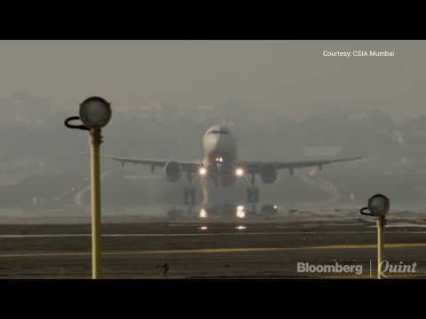 Mumbai Airport Breaks World Record For Number Of Flights In 24 Hours