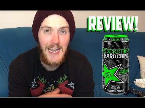 Rockstar Hardcore Apple Review!