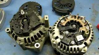 Testing and Repairing 1996-2009 GM Alternators