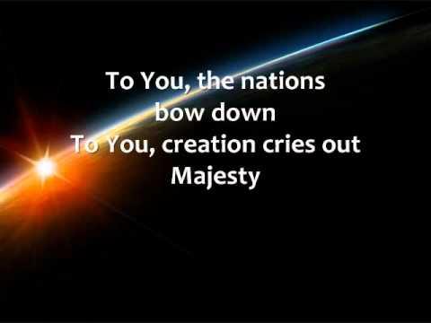 Majesty of Heaven - Chris Tomlin - Lyrics