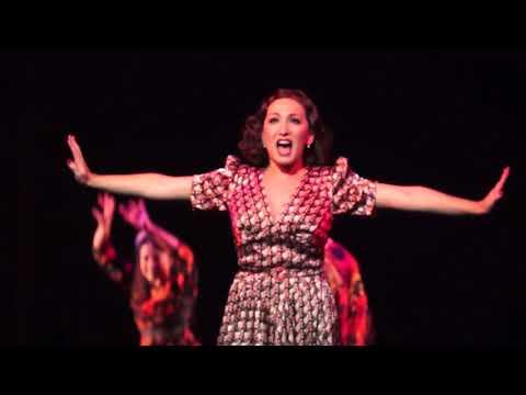 Evita at the Teatro media call preparations 2017