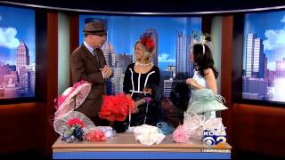 Kentucky Derby Fashions on Pittsburgh Today Live Thumbnail