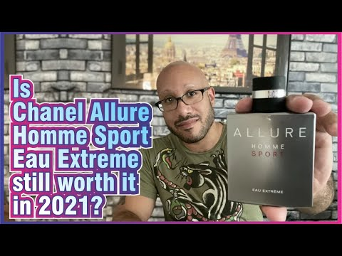 IS CHANEL ALLURE