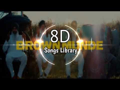 brown-munde---ap-dhillon-|8d-audio|-8d-songs-library-|-use-headphones
