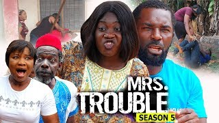 Mrs Trouble Season 5 - Mercy Johnson 2018 Latest Nigerian Nollywood Movie full HD