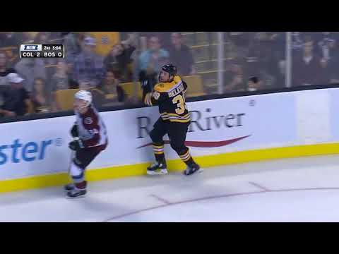 Colorado Avalanche vs Boston Bruins - October 9, 2017 | Game Highlights | NHL 2017/18