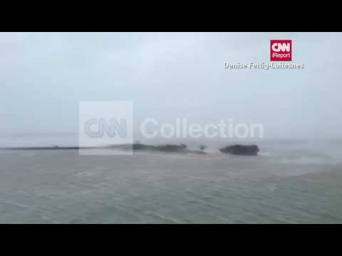 JAPAN:TYPHOON NEOGURI HITS OKINAWA