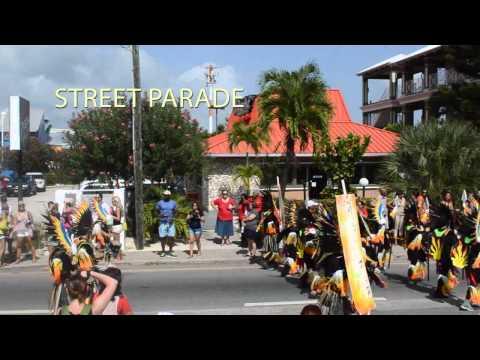 Pinoy Ati Atihan - Cayman Islands 2014 Batabano Parade