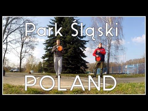 Park Śląski (Silesia Park) in Chorzów, Poland
