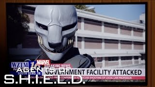 Meet the Watchdogs – Marvel's Agents of S.H.I.E.L.D. Season 3, Ep. 14